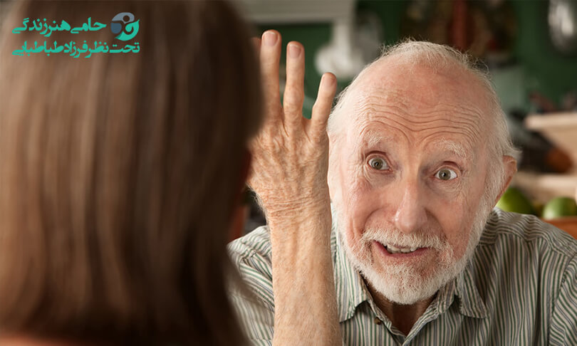 برخورد با سالمند پرخاشگر   رفتار صحیح در مقابل خشونت کهنسالان چیست؟
