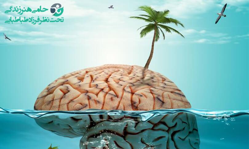 استراحت مغز  راه های رفع خستگی مغز و ذهن را بهتر بشناسیم