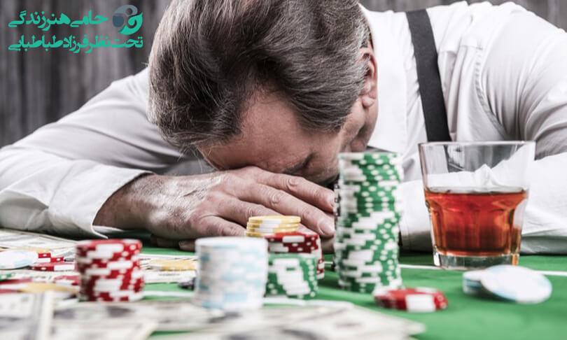 ترک قمار | روش های فکری و عملی برای ترک آسان قمار