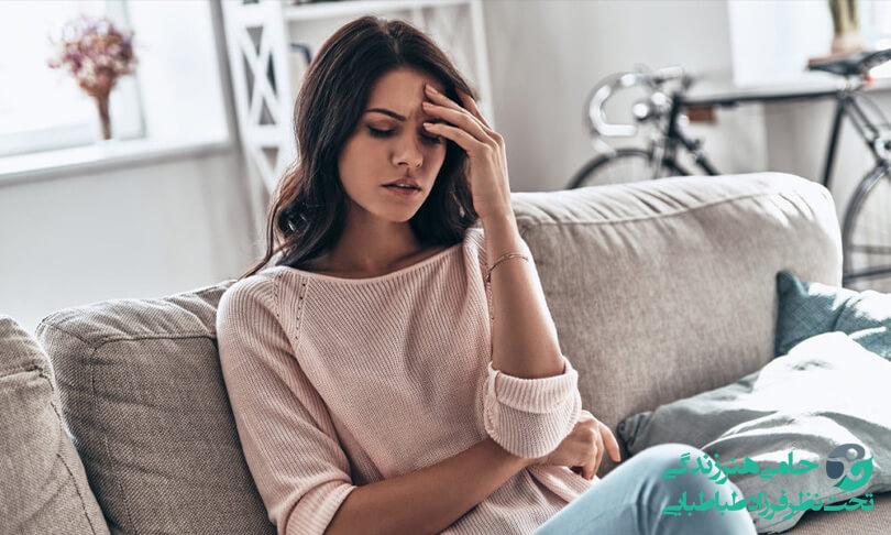 درمان-استرس-زنان