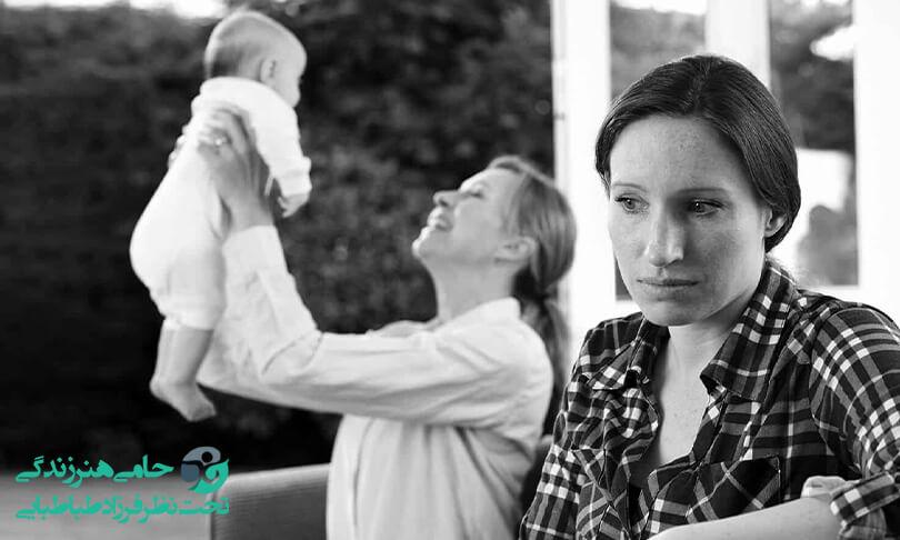 دلایل بچه دار نشدن و راه های کنار آمدن با غم بچه دار نشدن