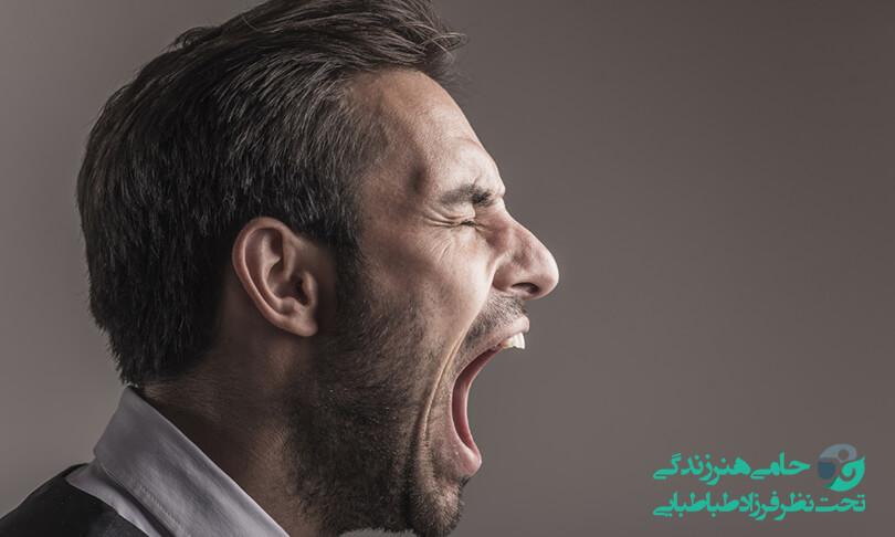 روانشناسی افراد عصبی | چطور احساس عصبانیت را کنترل کنیم؟