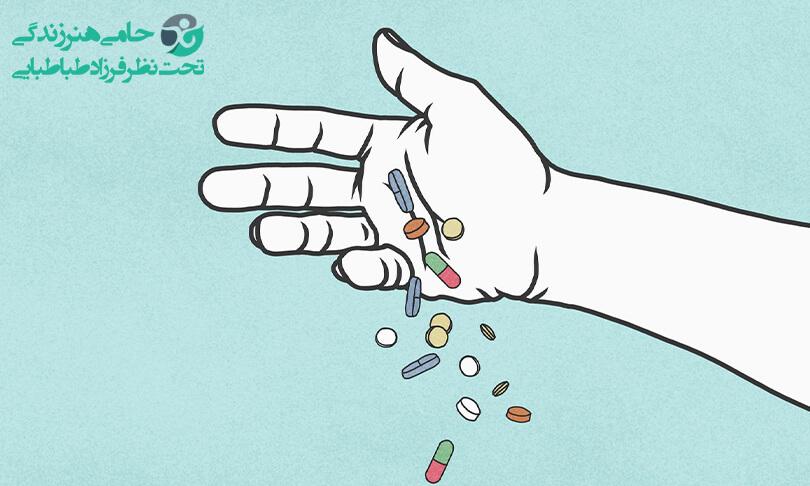 عوارض قطع دارو های افسردگی