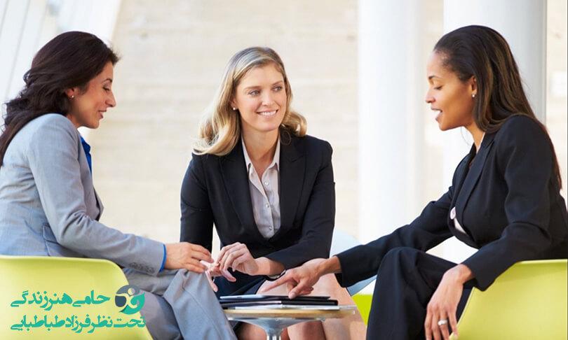 15 ویژگی زنان موفق و جذاب   زن موفق کیست