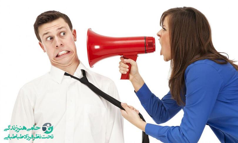 کارهایی که زنان را دیوانه می کند ! ارائه راهکارهای مناسب