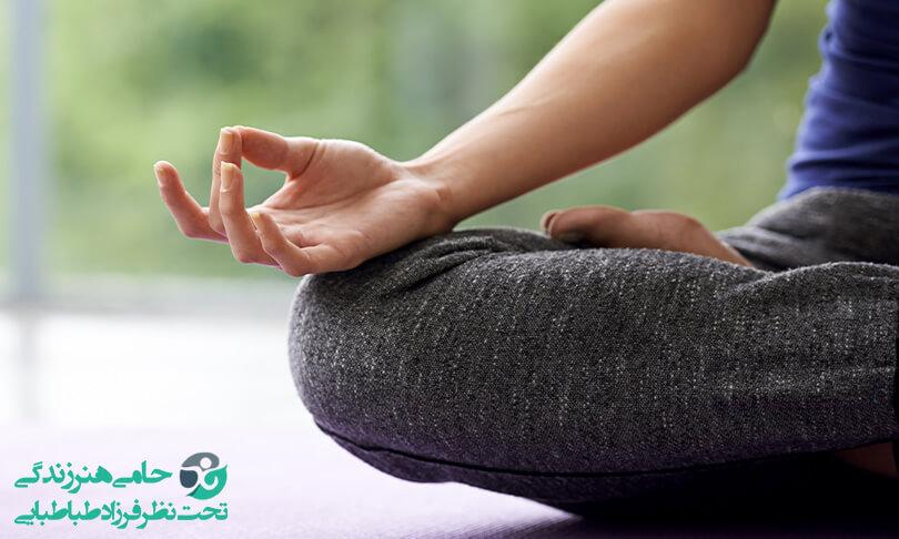 یوگا و استرس | یوگا و مکانیزم تاثیر آن در کاهش استرس