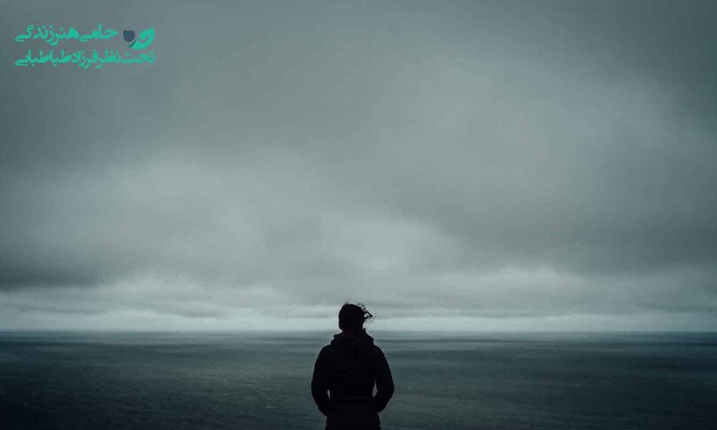 افسردگی بعد از مرگ عزیزان