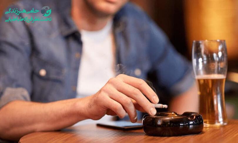 تاثیر سیگار و الکل بر اسپرم   تقویت اسپرم پس از ترک سیگار