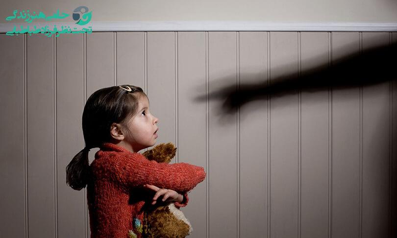 تعرض به کودکان