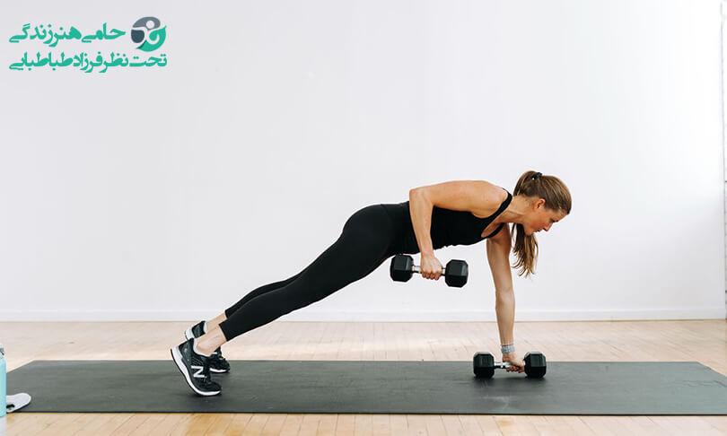 تقویت قوای جسمانی زنان