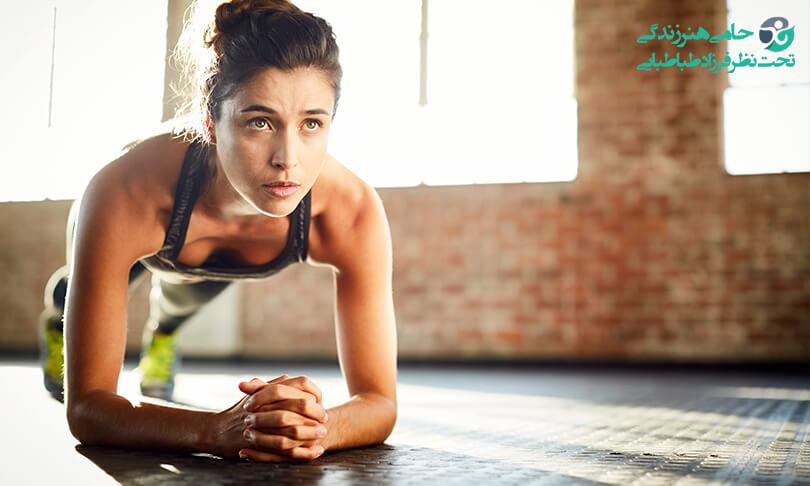 تقویت قوای جسمانی زنان | اهمیت تمرینات قدرتی و عوارض عدم تقویت جسمانی