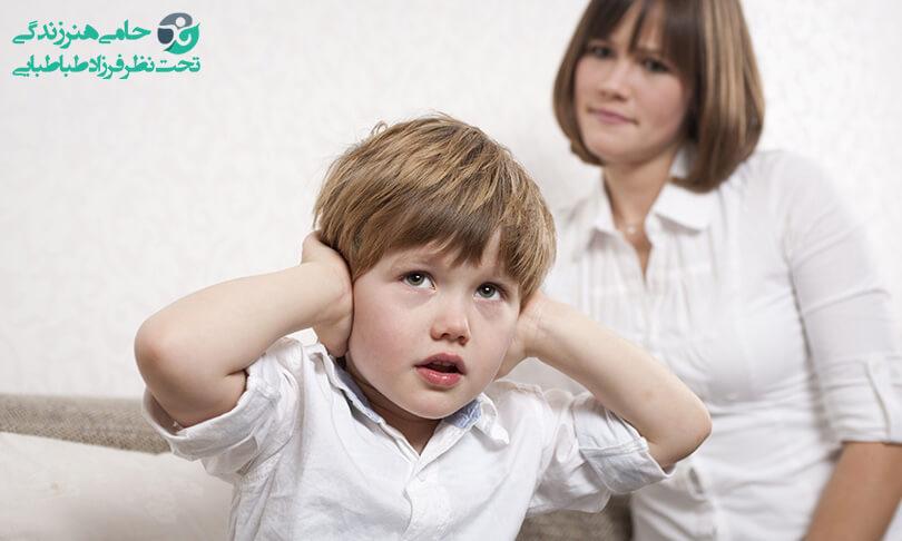 رفتار با بچه حرف گوش نکن چگونه باید باشد؟ | نکات تربیتی ضروری