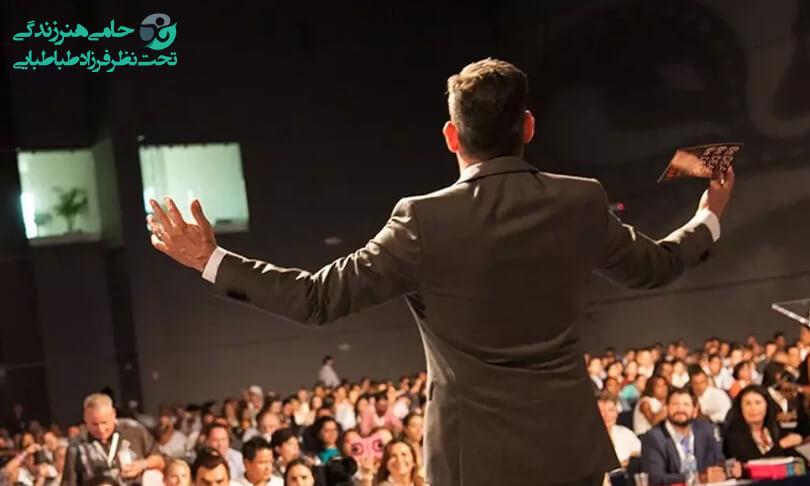 سخنرانی متقاعد کننده   12 ویژگی اصلی یک سخنرانی موثر
