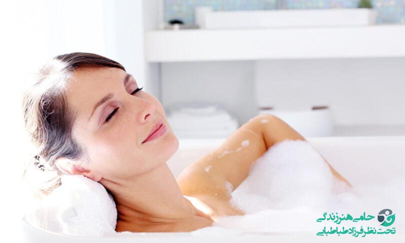عوارض شستن واژن در دوران قاعدگی