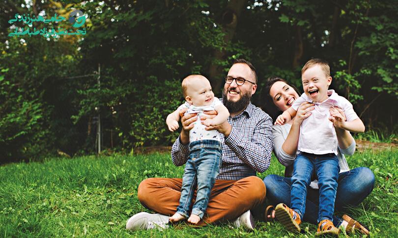 مراقبت از کودک سندرم داون چگونه است ؟