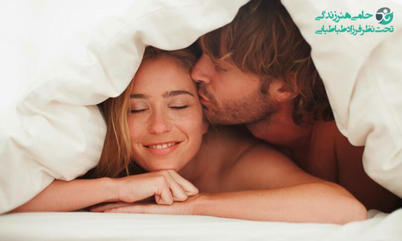 مزایای رابطه در صبح زود | رابطه جنسی در صبح چه فوایدی دارد؟