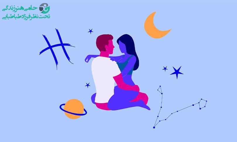 پوزیشن جنسی لوتوس یا نیلوفر آبی | رابطه ای سرشار از انرژی و آرامش