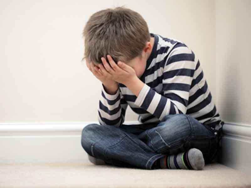 استرس در کودکان|تاثیر استرس بر مغز کودک