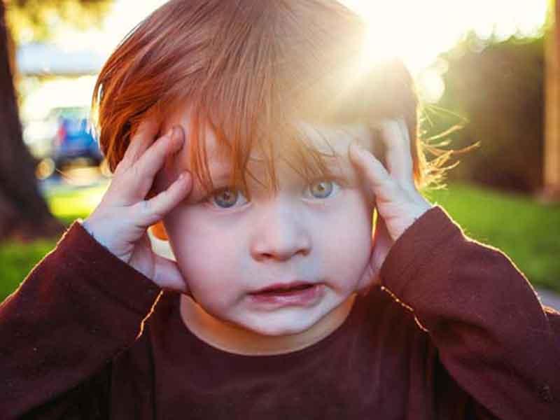 تشخیص و راههای کاهش استرس در کودکان