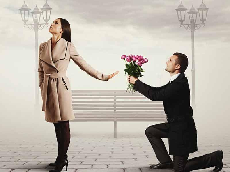 از دست دادن عشق | ازدواج نکردن با کسی که دوستش داریم