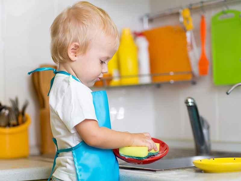 نکات مهم برای افزایش مسئولیت پذیری در کودکان