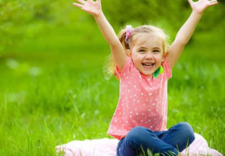 چطوری بچه ها رو خوشحال کنیم