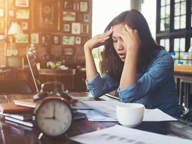 نحوه کنترل و مقابله با استرس کنکور
