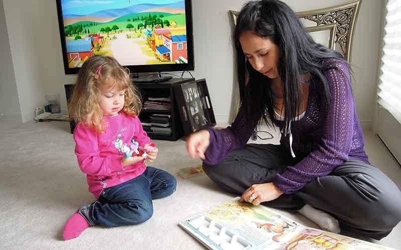 پرورش مهارت های ارتباطی و تقویت فن بیان کودکان