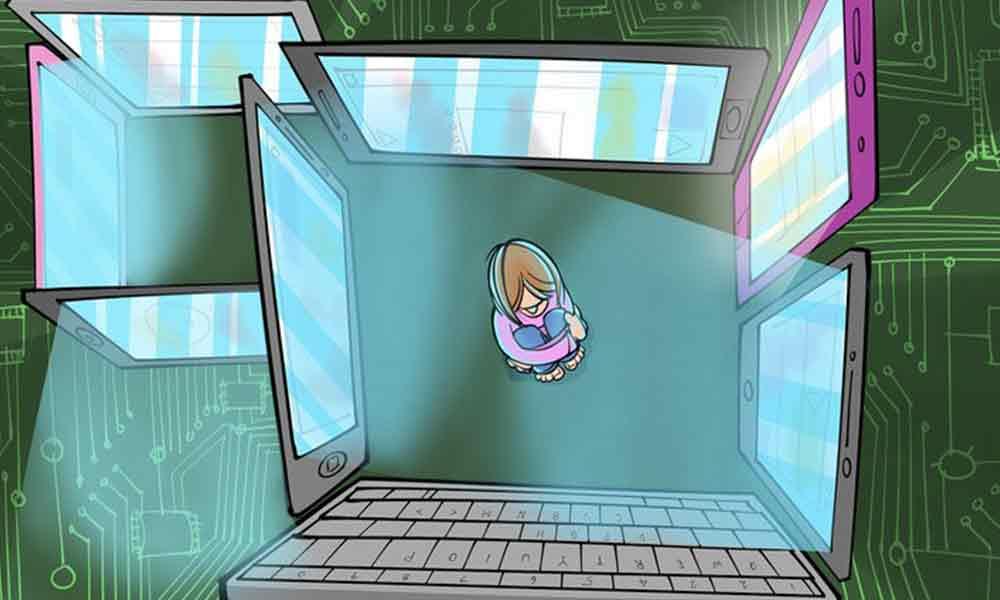 عوارض و پیامد های اعتیاد به اینترنت