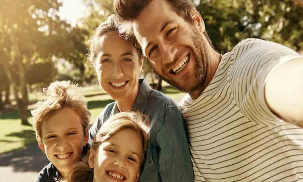 ابراز عشق در خانواده | عشق در خانواده