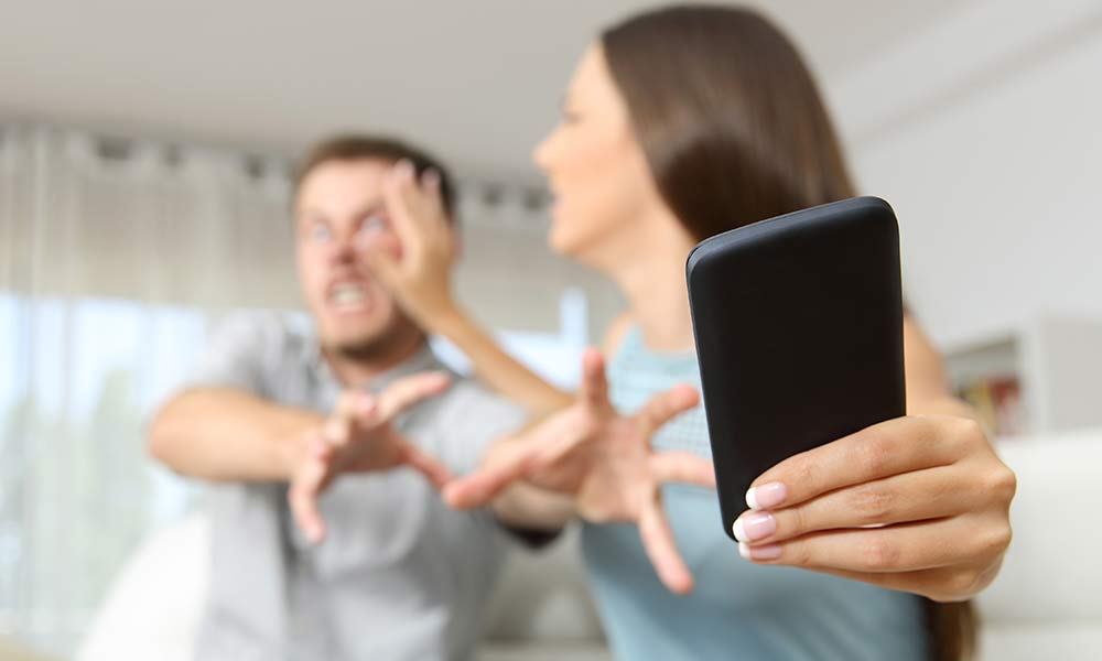 پیشگیری از خیانت همسر