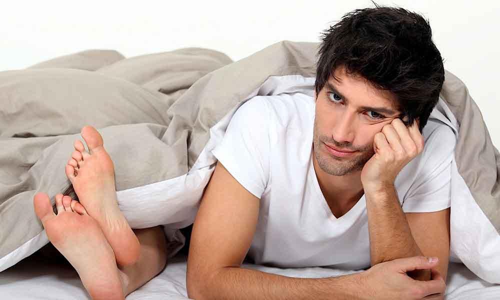 کمبود میل جنسی مردان