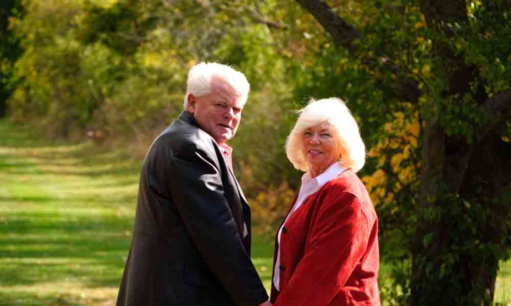 ازدواج در سن بالا