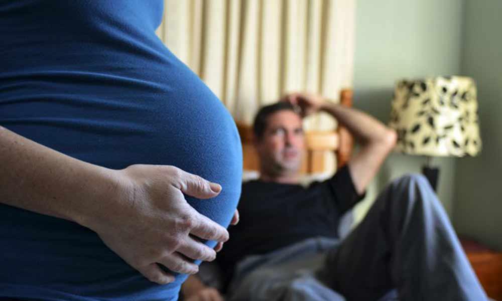تنفر از همسر در دوره بارداری