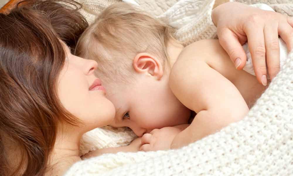 مشکلات شایع در شیردهی