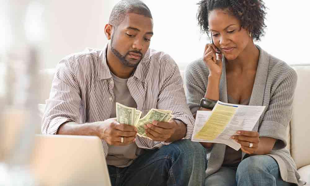 مشکلات مالی در زندگی زناشویی