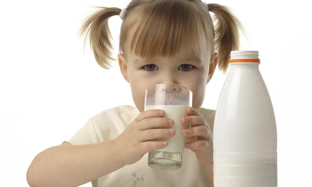 شیر پاستوریزه برای کودکان