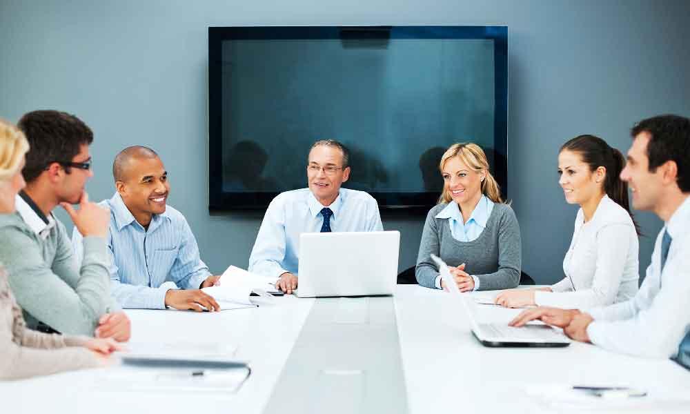 برخورد و رفتار صحیح در محیط کار