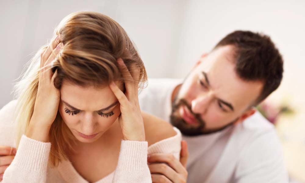 خجالت زنان از رابطه جنسی با شوهرانشان