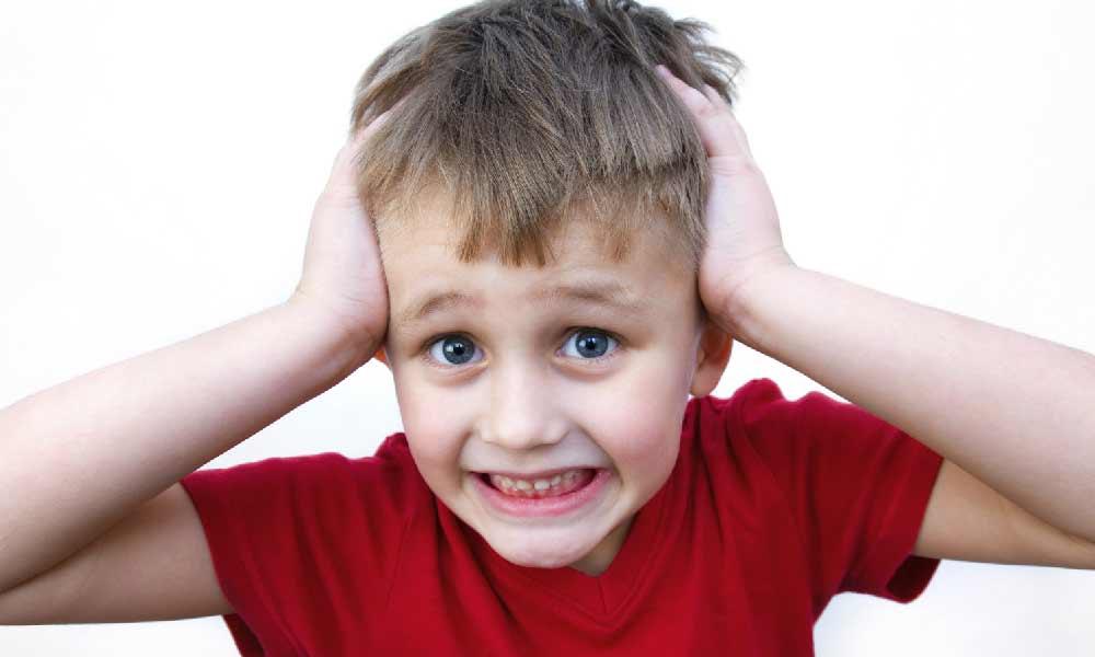 عوامل بروز استرس در کودکان
