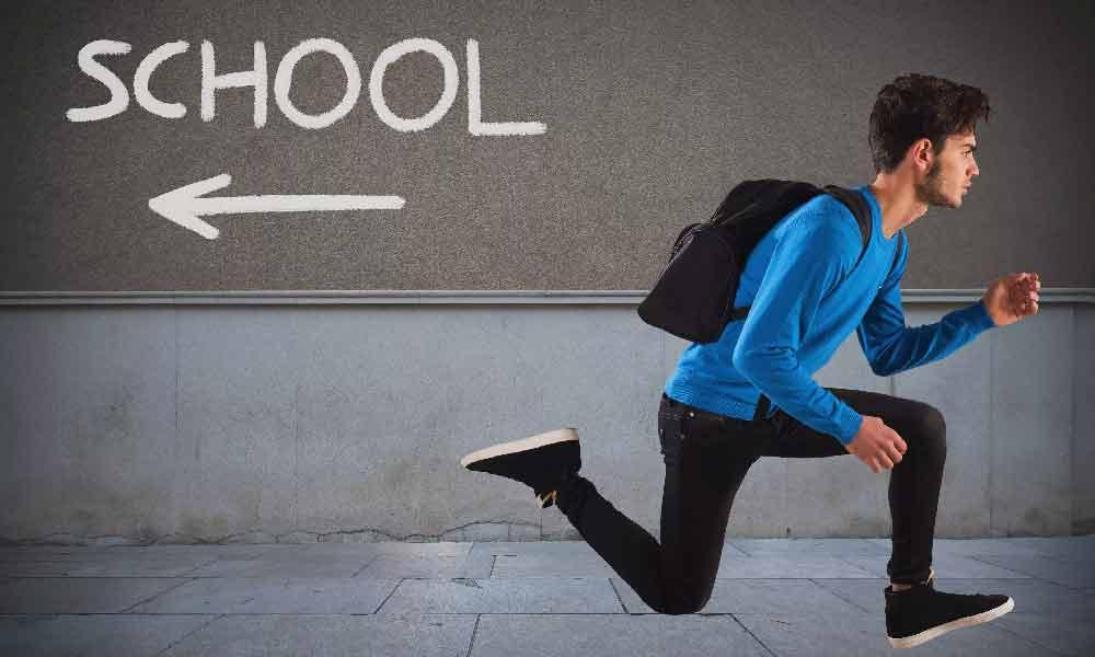 فرار از مدرسه
