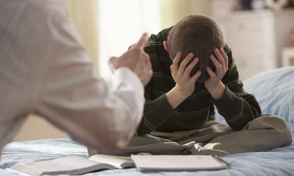 پرخاشگری والدین | تاثیر پرخاشگری والدین بر کودکان