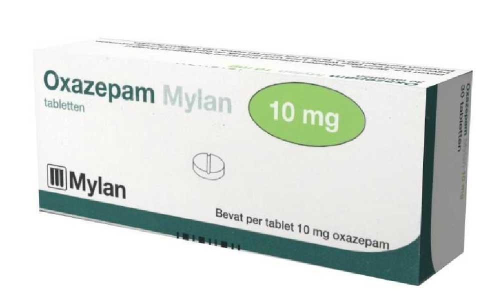 اگزازپام | عوارض و موارد مصرف اگزازپام