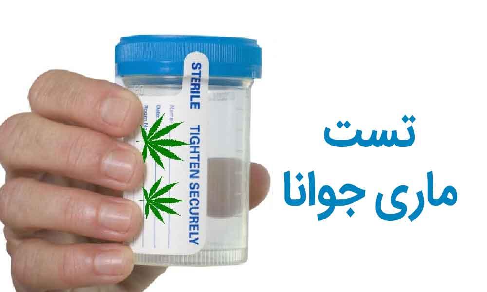 تست ماریجوانا یا گل | علل منفی شدن تست اعتیاد به ماریجوانا ( ماده مخدر گل )