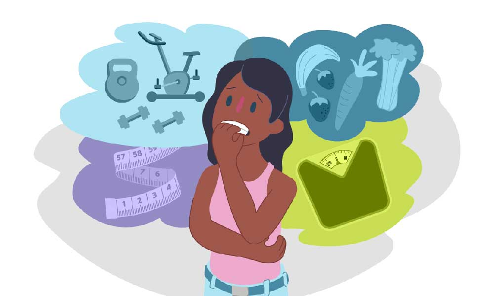 اختلالات خوردن | انواع و درمان اختلالات خوردن