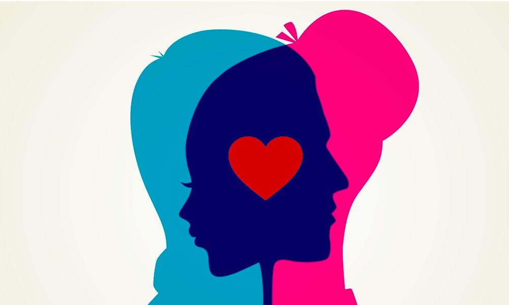 تفاوت عشق بین زنان و مردان
