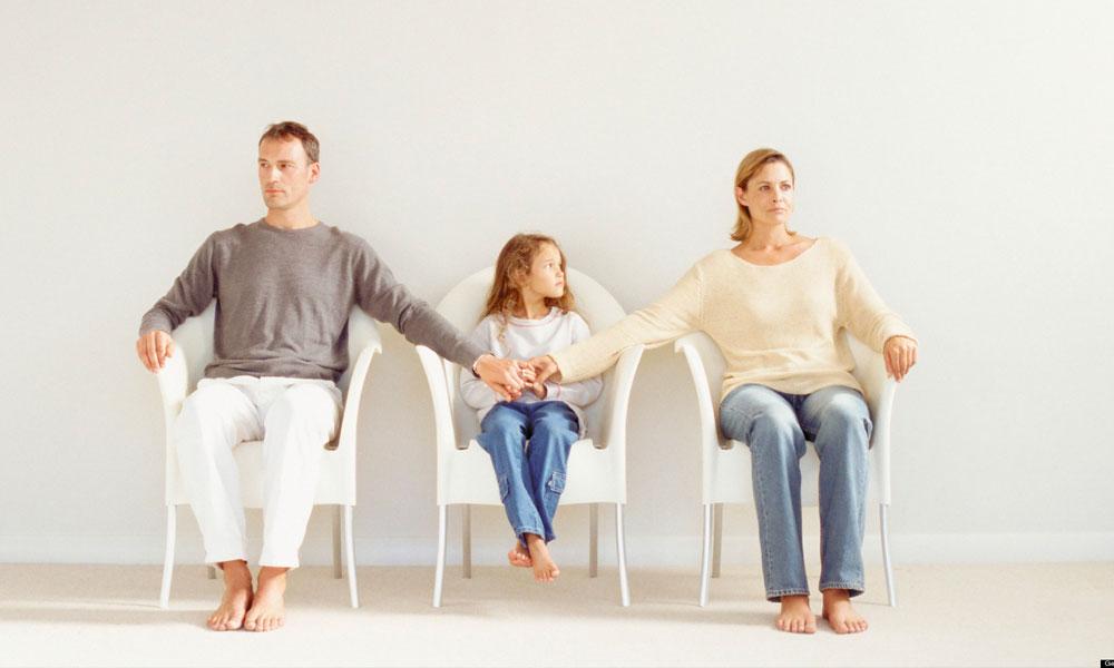 راه های کاهش استرس طلاق در کودکان