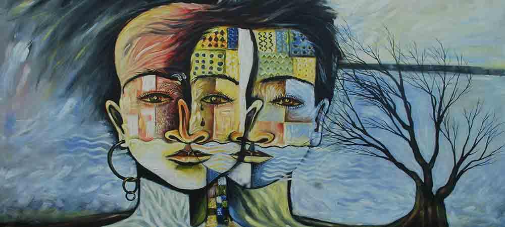 دو عنصر اصلی اختلال گسست از خویشتن و واقعیت