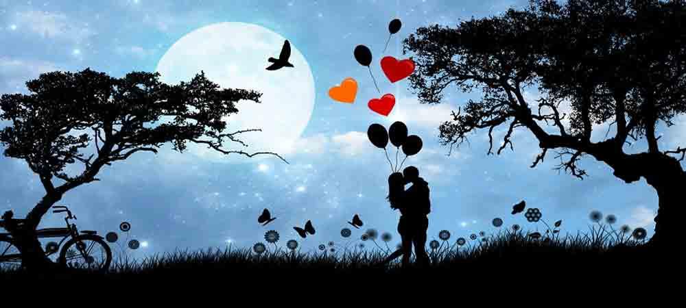 در ابراز عشق از هوش خود استفاده کنید