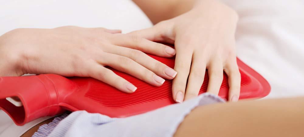 استفاده از پد گرما برای تسریع جریان خون